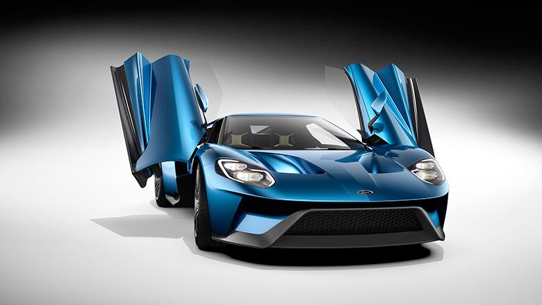 Ford-gt-BlobServer